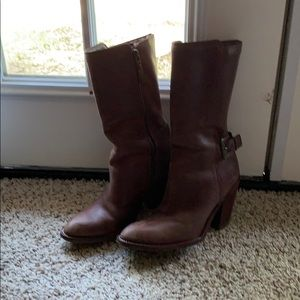 Cole Haan Nike Air boots size 9